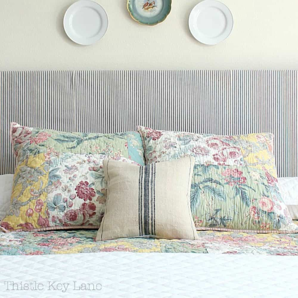 Updating A Bedroom With Patterns
